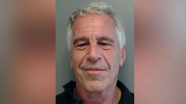 PHOTO: Jeffrey Epstein in a 2013 photo released by the Florida Department of Law Enforcement. (Florida Dept. of Law Enforcement)