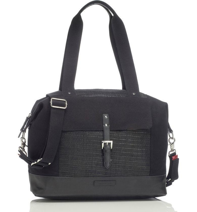 Ultra versatile—this water-resistant bag can be worn as a shoulder bag, backpack, or crossbody.