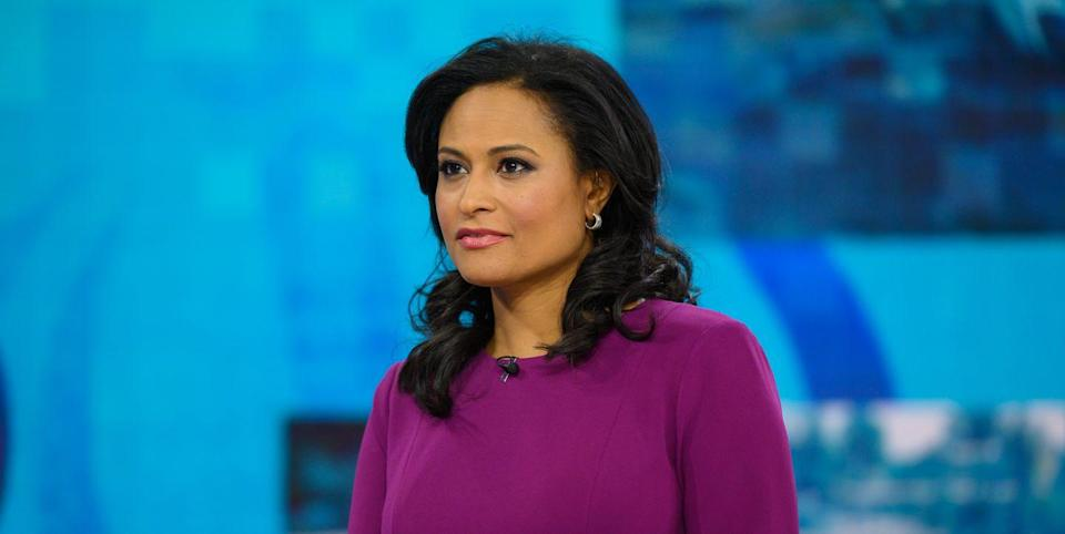 Kristen Welker Is The First Black Woman To Moderate A Presidential Debate Since 1992