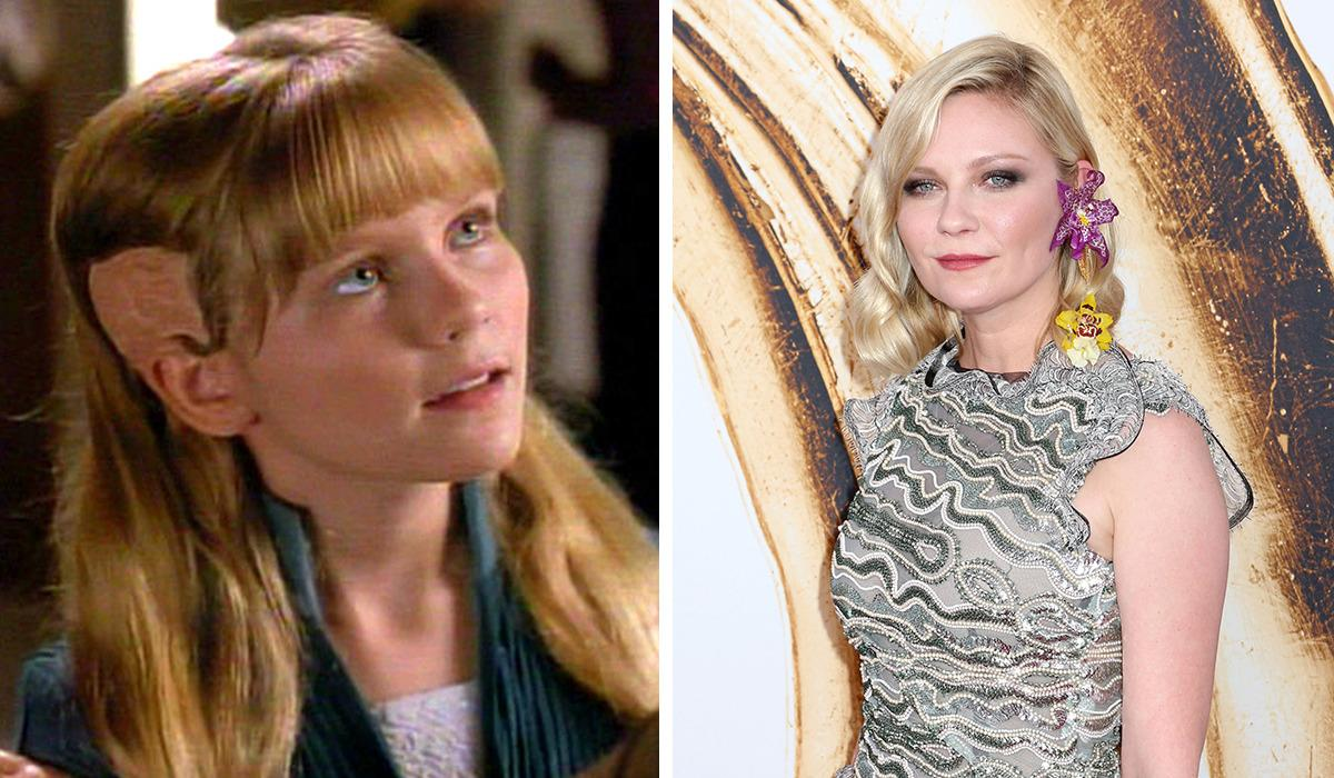 <p>The actress was 11 when she appeared in the seventh season of 'Star Trek: The Next Generation'. Her role? Hedril, who made Deanna Troi's mum go into a coma due to her telepathic abilities.</p>