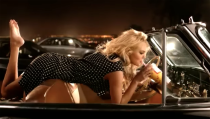 "<p>Kate Upton does PG-13 things with a Carl's Jr hamburger in this 2012 <a href=""https://www.youtube.com/watch?v=2AdViveJYD0"" rel=""nofollow noopener"" target=""_blank"" data-ylk=""slk:commercial"" class=""link rapid-noclick-resp"">commercial</a>. As noted by <a href=""http://www.businessinsider.com/that-sexed-up-kate-upton-ad-for-carls-jr-is-working-incredibly-well-2012-4"" rel=""nofollow noopener"" target=""_blank"" data-ylk=""slk:Business Insider"" class=""link rapid-noclick-resp""><em>Business Insider</em></a>, Carl's Jr and Hardee's saw a 104-percent increase in traffic after the commercial aired.</p>"