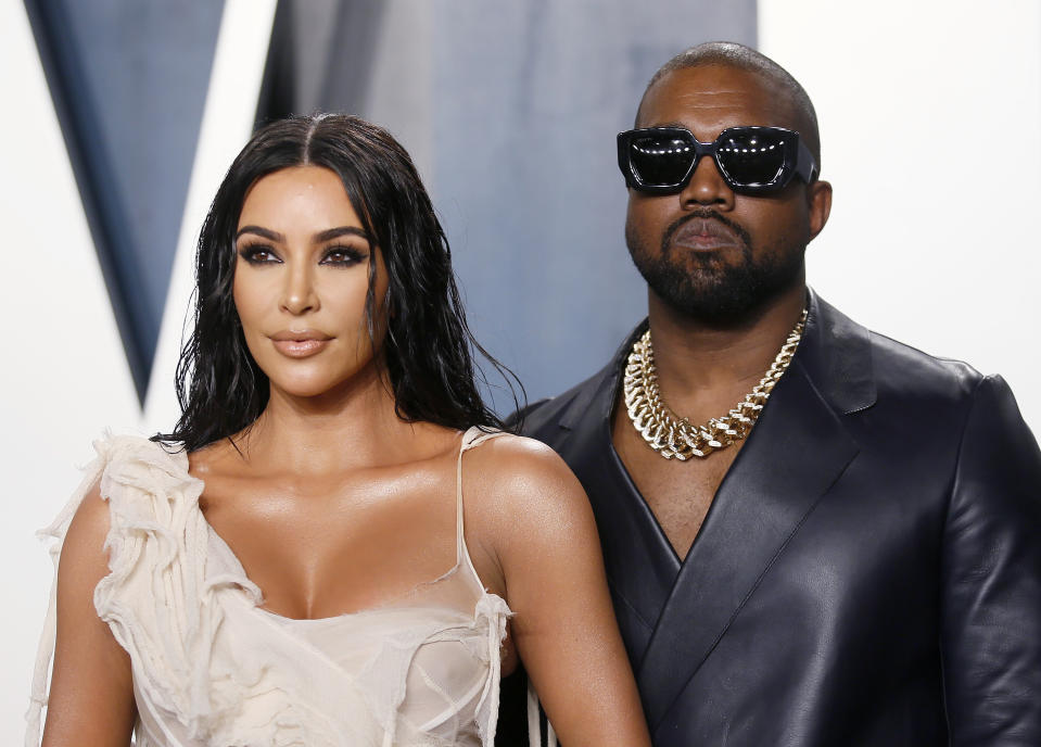 Kim Kardashian has complicated feelings from her divorce to Kanye West. (Photo: REUTERS/Danny Moloshok)