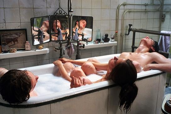 """<em><strong><h3>The Dreamers</h3></strong></em><h3> (2003)<br></h3> Though the film treads the incest line, <em>The Dreamers</em> prompts audiences to question sex with people outside of their """"type."""" Plus, Eva Green just exudes sexuality.<br><br><span class=""""copyright"""">Photo: Courtesy of Fox Searchlight Pictures.</span>"""