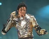 King of Pop Michael Jackson, shown in a file picture, was brought back to life in a hologram at the Billboard Music Awards in 2014 (AFP Photo/Pascal George)