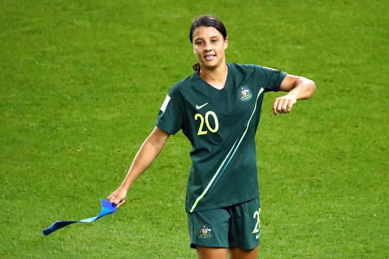 Australia's Star Striker Sam Kerr Opts Out of Home Season to Focus on Europe