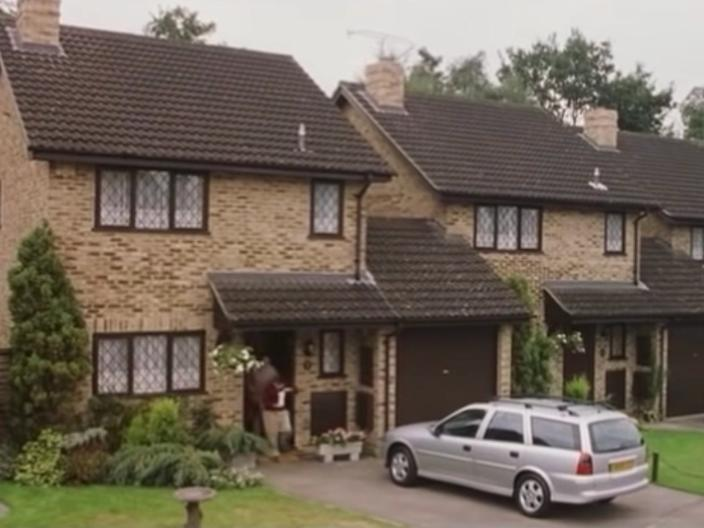The Dursleys live at 4 Privet Drive.