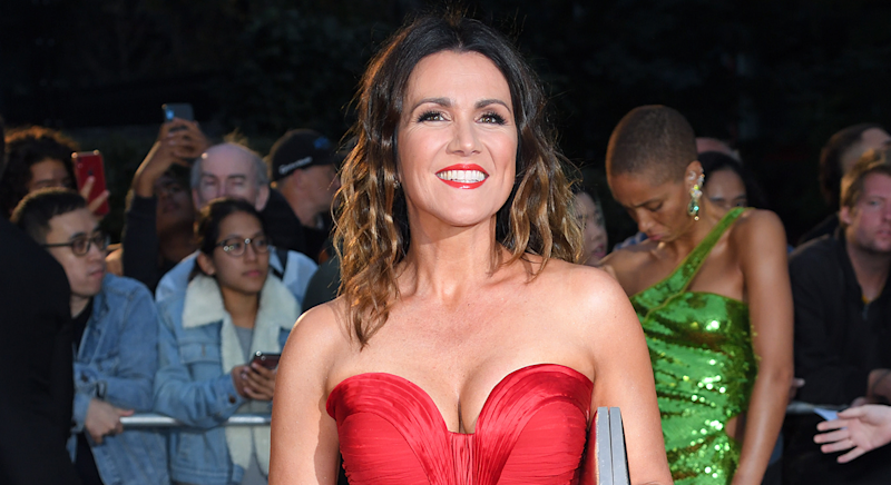 Susanna Reid at GQ Men Of The Year Awards 2019 [Photo: Getty Images]