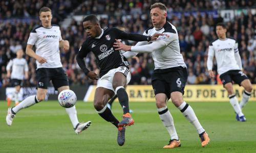 Fulham try to lift onus off Ryan Sessegnon in bid to overhaul Derby