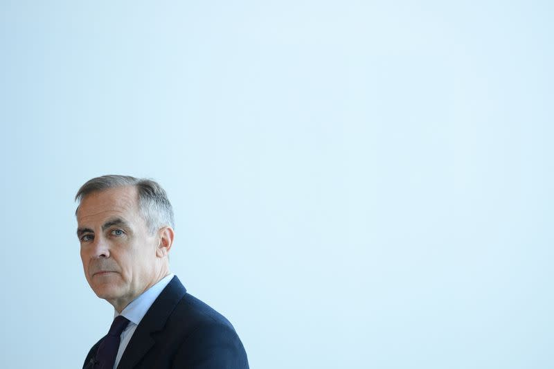 Bank of England's Carney to become U.N. climate finance envoy