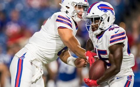 <span>The Buffalo Bills possess a lot of talent in Wade's position which makes earning a spot on the full roster even harder </span> <span>Credit: Getty Images </span>