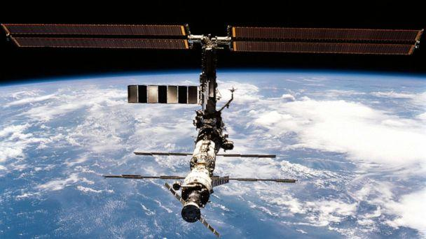 PHOTO: The International Space Station (ISS). (NASA)