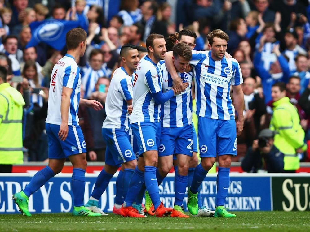 And Solly March scored what proved to be the winner (Getty)