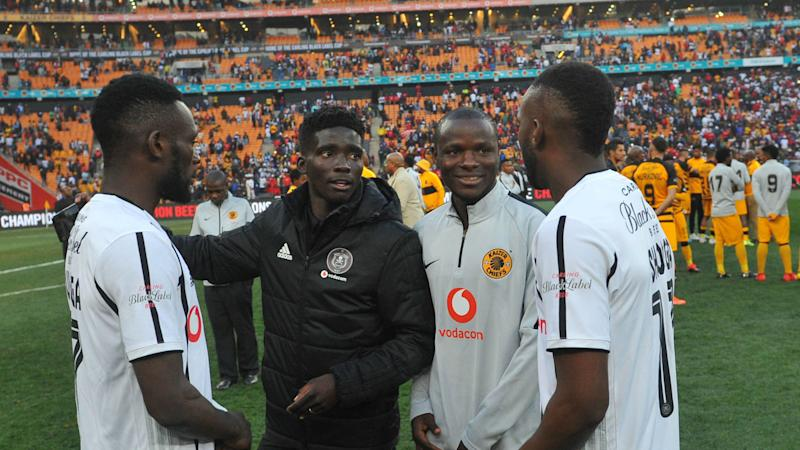 Lockdown was initially difficult but I'm grateful to have a job - Kaizer Chiefs' Kambole