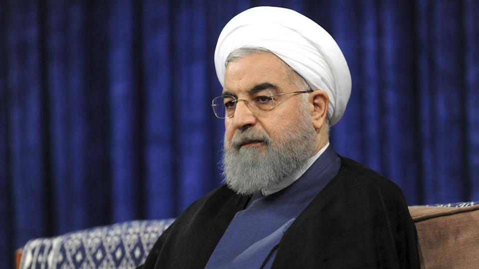 Hassan Rouhani has won the endorsement of Iran's supreme leader for his second term as president.
