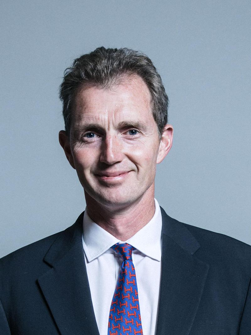 The Welsh MP has felt so threatened over the past year he now wears a body camera for protection (Official portrait)