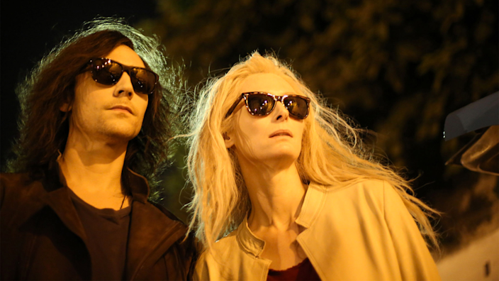 Only Lovers Left Alive couple