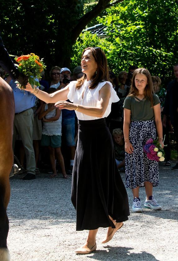 <p>Princess Mary certainly knows how to make even a casual outfit look stylish and graceful. Source: Getty </p>