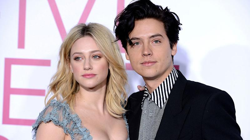 Lili Reinhart & Cole Sprouse Are Still Out Here Commenting On Their Rumored Breakup—Oop