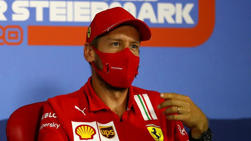 Ferrari should have paid Vettel off to avoid 'screwed-up dynamic' - Irvine