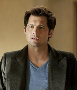 Kristoffer Polaha on 'Ringer'