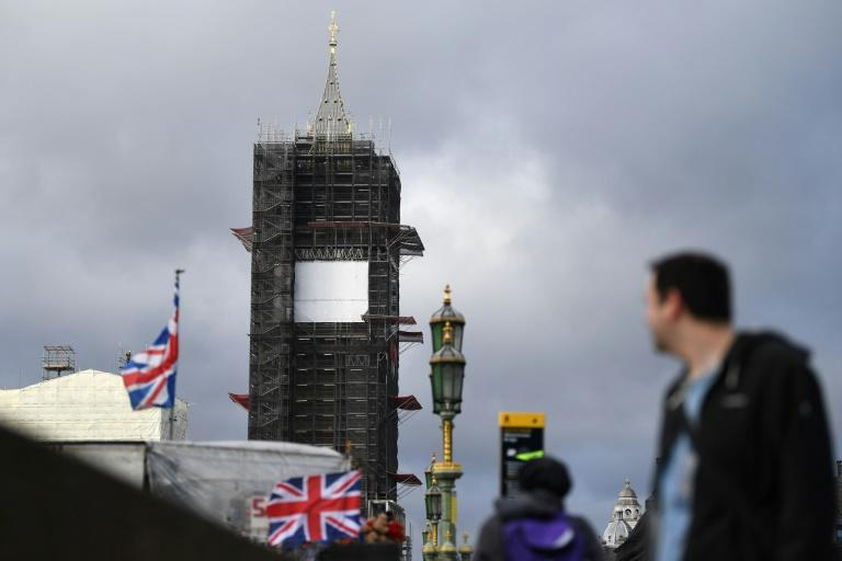 Big Ben has been mostly silent since restoration work on parliament's Elizabeth Tower that houses it began in 2017