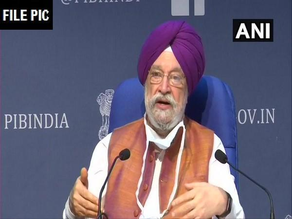 Civil Aviation Minister Hardeep Singh Puri (File photo)