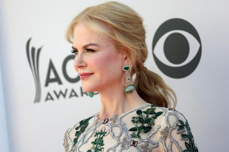 Nicole Kidman is in two movies tipped to appear in the official competition at Cannes
