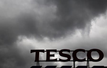 Britain's Tesco says no timetable for 'finest' store launch