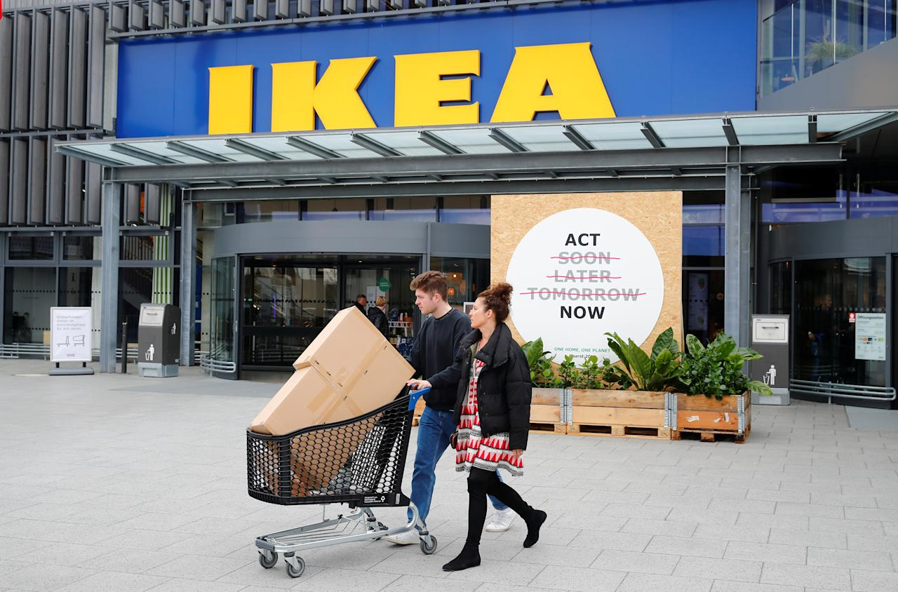 "Ikea Canada announced this year that it plans on <a href=""https://ca.finance.yahoo.com/news/ikea-plans-open-small-stores-110406517.html"">opening its first smaller, downtown store format in Toronto</a> within the next two years as customer preferences evolve. The company also unveiled it would host an all-you-can-eat buffet over the holidays – maybe <em>Yahoo Finance Canada</em> readers really love their Swedish meatballs? (Reuters/Wolfgang Rattay)"