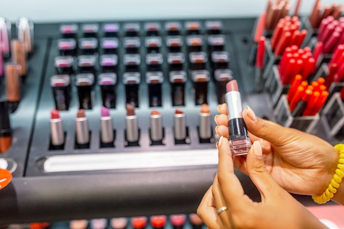 Cosmetic testing is done on animals to test the safety and hypoallergenic properties of products for use by humans. It commonly causes harm to animal subjects. (Photo from Getty Images)