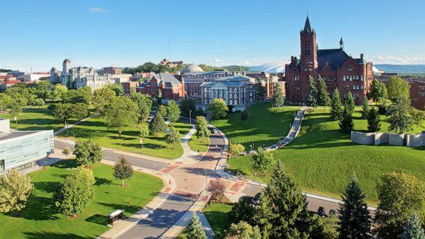 PHOTO: Syracuse University in Syracuse, N.Y. (STOCK PHOTO/Getty Images)