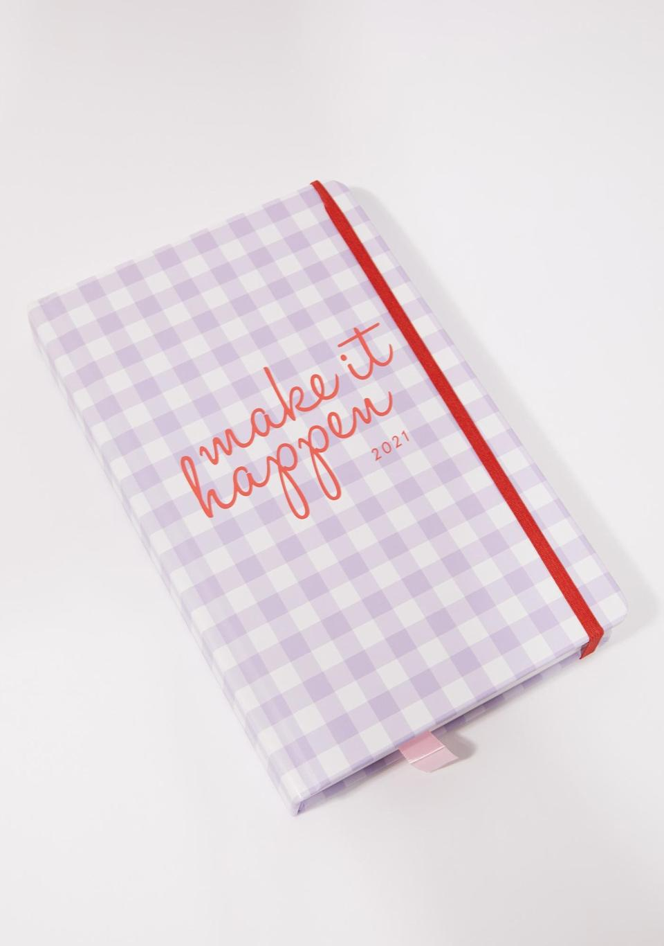 2021 Classic 12 Month Planner - Lilac Dreams. Image via Dolls Kill.
