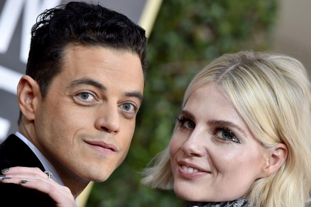"""<p>With the release of the critically-acclaimed film Bohemian Rhapsody came <a href=""""https://www.elle.com/uk/life-and-culture/a26503795/lady-gaga-rami-malek-oscars/"""" target=""""_blank"""">Rami Malek</a> and <a href=""""https://www.elle.com/uk/beauty/make-up/g26493693/lucy-boynton-make-up/"""" target=""""_blank"""">Lucy Boynton</a>: The two lead actors whose relationship blossomed alongside their award-winning movie roles.</p><p>The couple turned heads <a href=""""https://www.elle.com/uk/awards-season-best-fashion-makeup-hair/"""" target=""""_blank"""">during the 2019 awards season </a>with their combined effortlessly cool style complimenting their sweet moments of interaction, most memorably when Malek was awarded the Oscar for best actor and instinctively grabbed and kissed his girlfriend with joy.</p><p>The speech then cemented his public devotion to Boynton, as he utilised his winning moment to pay homage to Boynton, saying: 'You're the heart of this film, you are beyond immensely talented, you have captured my heart.'</p><p>Individually, Boynton and Malek have capitalised on the success of Bohemian Rhapsody too, with exciting projects including <a href=""""https://www.elle.com/uk/life-and-culture/a28405228/who-is-next-james-bond/"""" target=""""_blank"""">a Bond villain role for Malek</a> and Boynton's part in the<a href=""""https://www.elle.com/uk/life-and-culture/a28656845/the-politician-netflix/"""" target=""""_blank""""> hugely anticipated Netflix series from Ryan Murphy, </a><a href=""""https://www.elle.com/uk/life-and-culture/a28656845/the-politician-netflix/"""" target=""""_blank"""">The Politician.</a></p><p>As a couple, they continue to go from strength to strength too, with a string of high-profile appearances this 2020 awards season as well as more low-key dates at basketball and hockey games.<br></p><p>We take a look back at their most head-turning looks, starting with the most recent...</p>"""