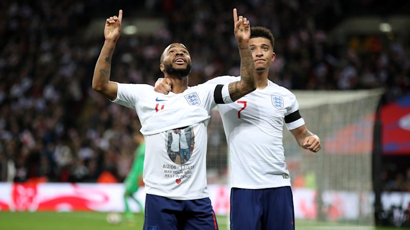 Raheem Sterling to cover costs of Damary Dawkins funeral