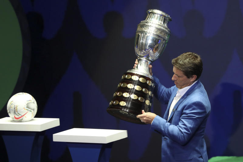 Argentina World Cup Schedule 2020.Argentina And Chile To Open Copa America 2020
