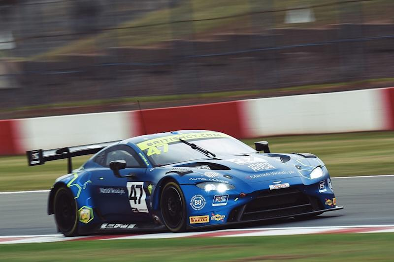 TF Sport British GT champions after controversy
