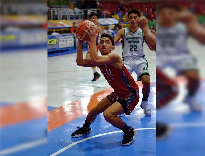 SWU-Phinma takes UV down, secures spot in NBTC National High School Championships