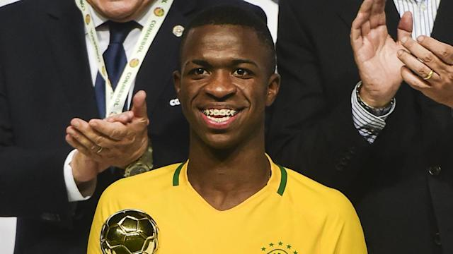 Vinicius Jr. will hav spotlight focus brightly on him, as his talents will be dissected and analysed ahead of mounting Real Madrid speculation...