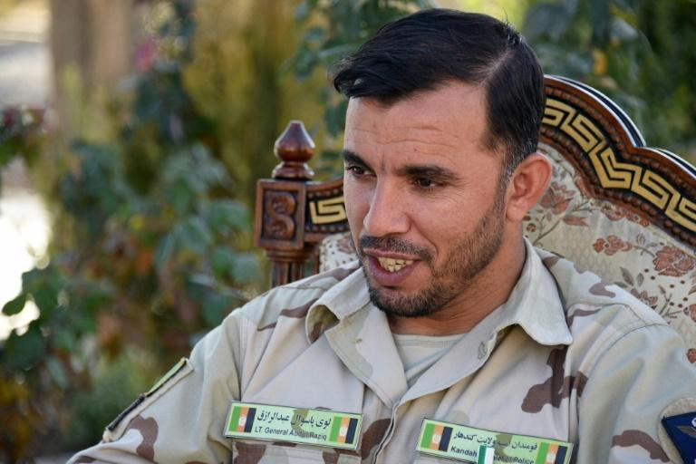 Voting in Kandahar was postponed following the October 18 killing of General Abdul Raziq, an anti-Taliban strongman