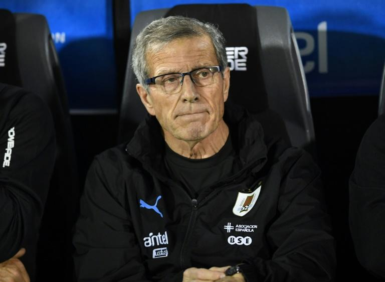 Oscar Tabarez has been in charge of Uruguay since 2006 and led them to the 2011 Copa America title