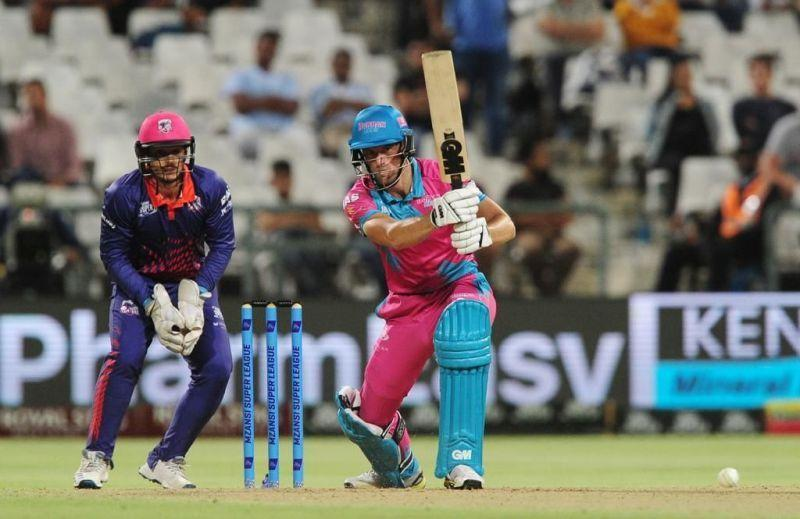 Dane Vilas' 75 not out led the Durban Heat to their first win of the Mzansi Super League 2019