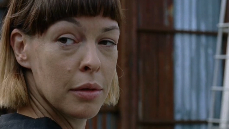 Jadis, Queen of the Trash People (played by Pollyanna McIntosh)