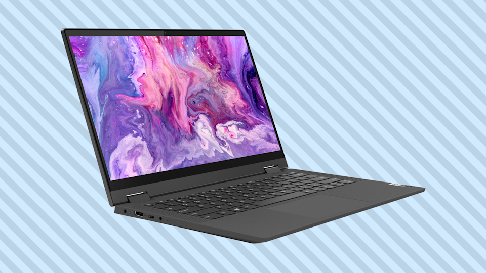 Great for work and for play: Lenovo laptop/tablet hybrid has got you covered. (Photo: Walmart)