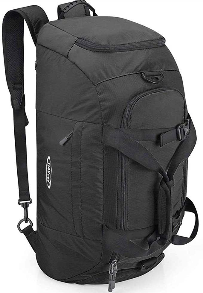 """<h3><strong>G4Free 3-Way Duffel Backpack</strong></h3><br>If you plan on packing presents, work materials, a few too many pairs of shoes, extra layering bits, that sweater your sister loaned you last year...THIS is the hold-everything convertible pack for you.<br><br><em>Shop </em><strong><em><a href=""""https://amzn.to/3emjfkg"""" rel=""""nofollow noopener"""" target=""""_blank"""" data-ylk=""""slk:G4Free"""" class=""""link rapid-noclick-resp"""">G4Free</a></em></strong><br><br><strong>G4Free</strong> 3-Way Duffle Backpack, $, available at <a href=""""https://amzn.to/3gg0Fvf"""" rel=""""nofollow noopener"""" target=""""_blank"""" data-ylk=""""slk:Amazon"""" class=""""link rapid-noclick-resp"""">Amazon</a>"""