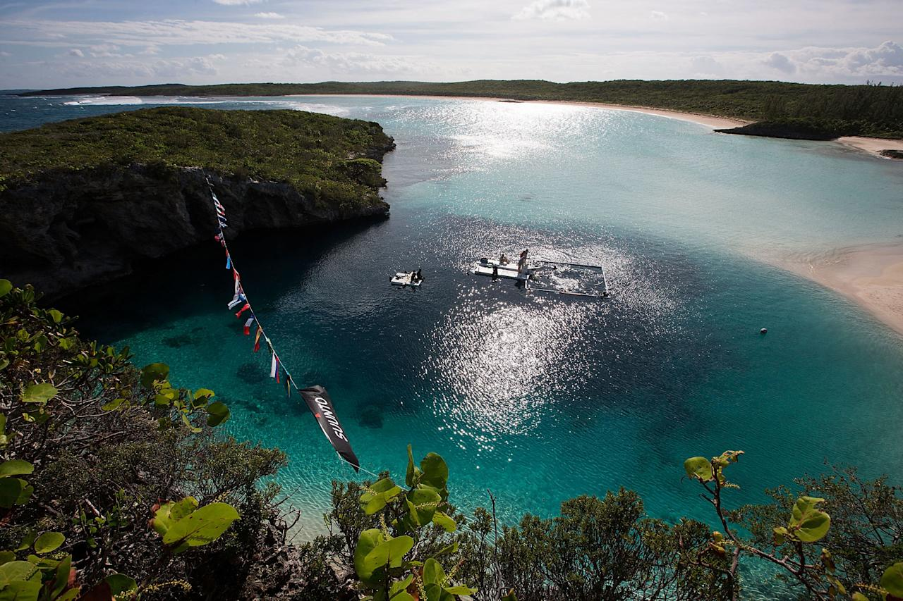 7 of the World's Most Stunning Sinkholes