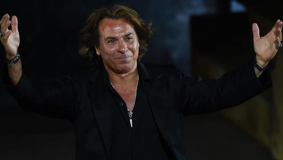 Roberto Alagna à Orange, en France, en juillet 2015 - Boris Horvat - AFP