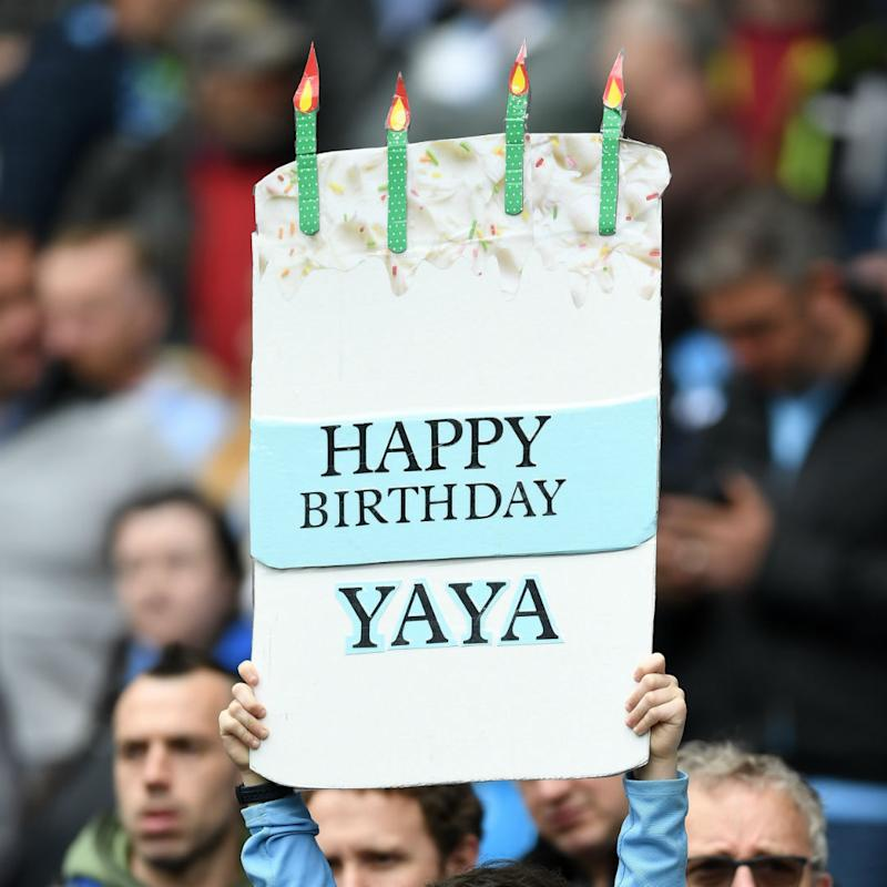 I Hate Birthdays Yaya Toure Not Happy To Turn 34