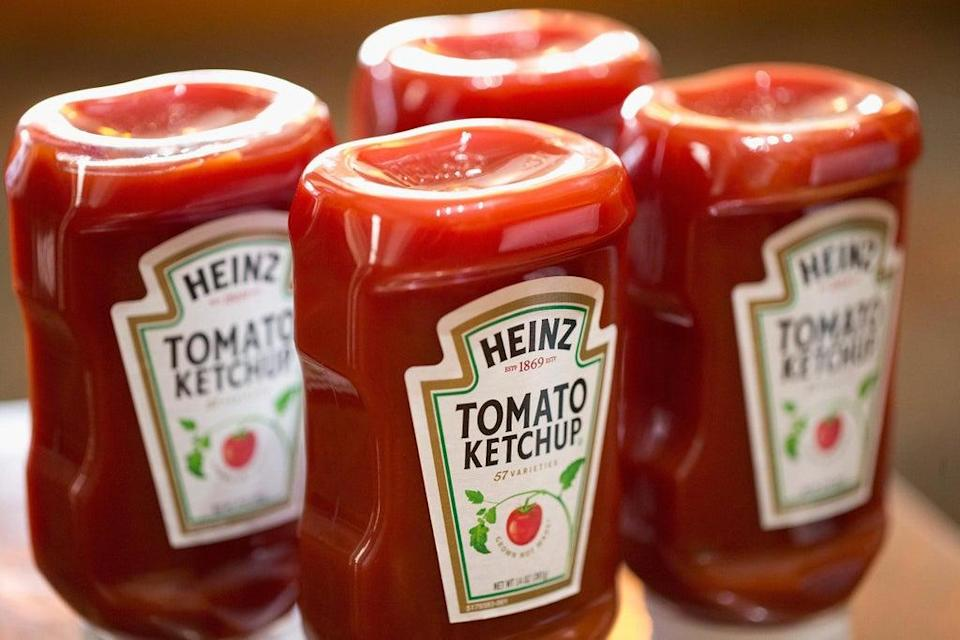 Kraft Heinz makes tomato ketchup among other popular products  (Scott Olson/Getty Images)