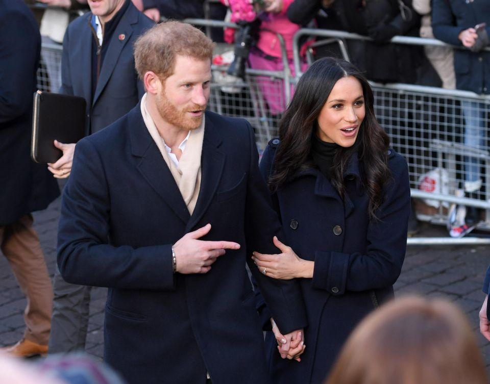 The Windsors have offered to pay for the wedding, but security is expected to be the biggest expense. Photo: Getty
