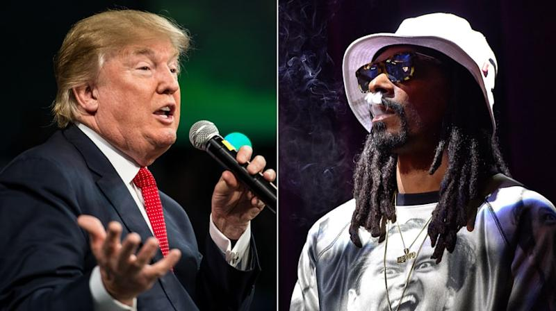 Donald Trump Lashes Out at Snoop Dogg Over Controversial Music Video